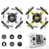 Hanbaili Faltbare Mini RC Drone für Kinder Quadcopte mit Höhenhaltung 3D Flips Headless-Modus Easy Fly für Anfänger