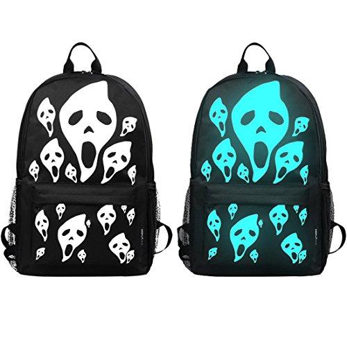 9e9b4d82e386 Cool Boys School Backpack Luminous School Bag Music Boy Backpack for Kids