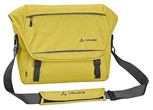 VAUDE Bunya Borsa per computer portatile da 13,3 pollici, unisex, Taschen Bunya, Yellow - Sulphur Giallo (Sulphur)