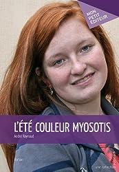 L'Été couleur myosotis