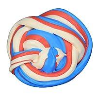 Xinantime No Borax Niños Juguete Fluffy Floam Slime Perfumado Stress Relief Juguetes Juguete de lodo (B)