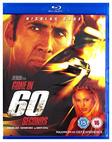 Nur noch 60 Sekunden [Blu-Ray] [Region Free] (Deutsche Sprache. Deutsche Untertitel)