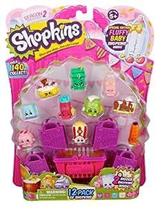 Moose Toys Shopkins Season 2 (12 Pack) (Styles Will Vary)