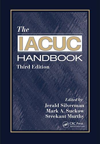 The Iacuc Handbook por Jerald Silverman epub