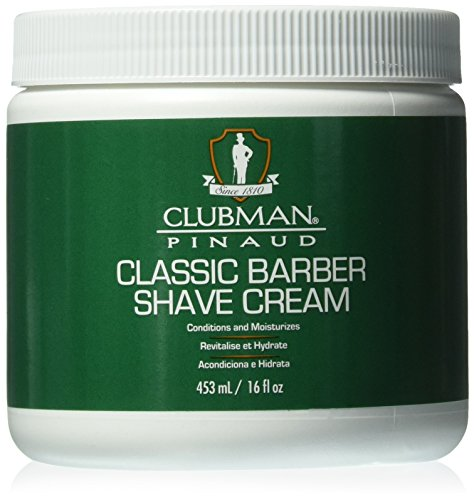PINAUD CLUBMAN Classic barber Rasiercreme, 453 ml