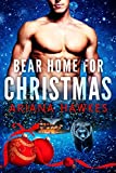 Bear Home for Christmas: BBW Holiday Paranormal Bear Shifter Romance (Christmas Bear Shifter Romance Book 1) (English Edition)