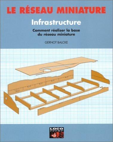 Infrastructure : Directives pratiques pour l'laboration et la ralisation de Gernot Balcke (1 mars 2000) Broch