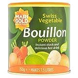 Marigold dietetica svizzera brodo vegetale in polvere (150g)