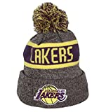 New Era Mütze NBA Marl Knit Los Angeles Lakers One size
