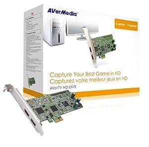 Avertv HD DVR High Definition / Analog Video Capture Card PCIe MTVHDDVRR, Model: MTVHDDVRR, PC / Computer & Electronics