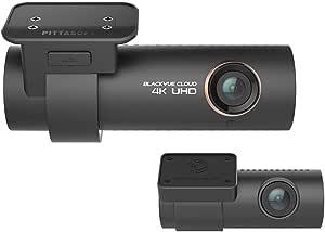 Blackvue Dr900s 2ch Inkl 64gb Duale Gps Autokamera Dashcam Ultra Hd Wi Fi Cloud Dash Cam