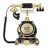 JinRou Contemporanea / antico telefono Vintage classica europea home office telefono su rete fissa