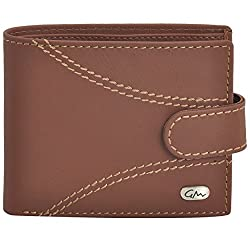 Gentleman Tan Mens Wallet