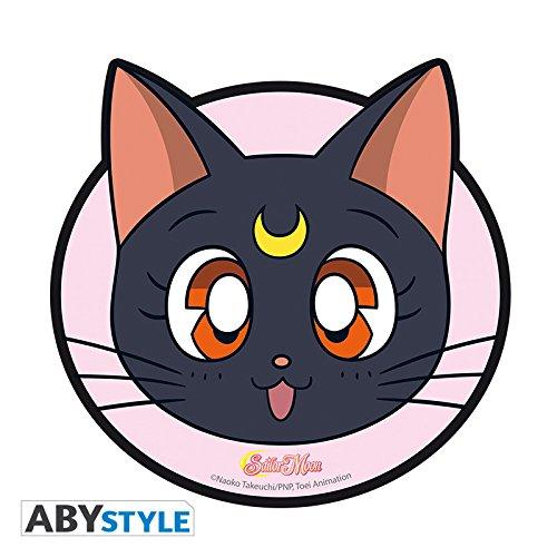 Sailor Moon Luna Alfombrilla ratón Standard