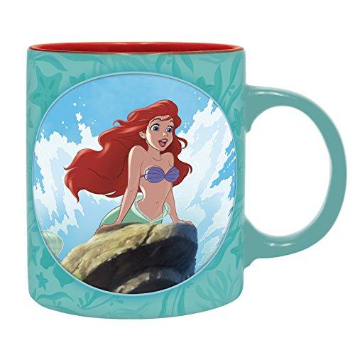 ABYstyle - Disney - die kleine Meerjungfrau - Tasse - 320 ml - Kleine Meerjungfrau