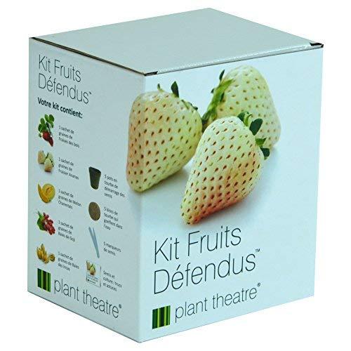 Photo Gallery kit frutto proibito di plant theatre - 5 deliziosi frutti da coltivare