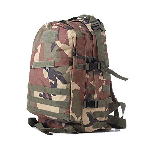 ease impermeabile arrampicata all' aperto pacchetto uomini tattico zaino borsa a tracolla sport outdoor pacchetto, 07 02