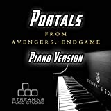 Portals (From 'Avengers: Endgame') [Piano Version]