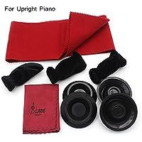 kerrone (TM) 4-in-1verticale piano Kit di pulizia