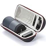 Funda de Transporte Rígido para Bose SoundLink Revolve Altavoz Bluetooth portátil....