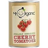 Mr Organic Italiano Orgánica Tomates Cherry 400g (Paquete de 6)