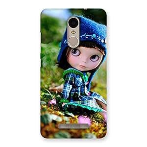 Kid Cute Multicolor Back Case Cover for Xiaomi Redmi Note 3