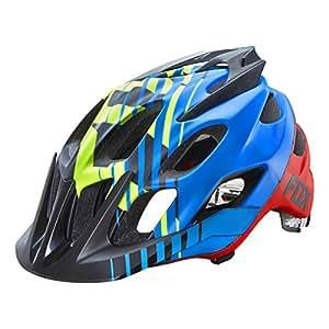 Fox Racing Flux Bike Helmet Small/Medium Savant Blue