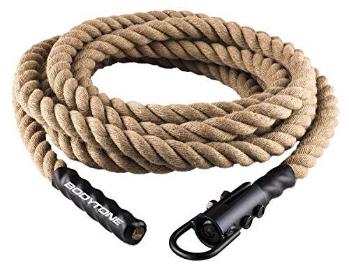 BT BODYTONE Cuerda Trepar Profesional 38mm Diámetro
