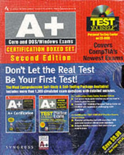 A+ Certification (Certification Press S.)