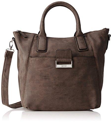 Gerry Weber - Be Different Handbag, Borsa con Maniglia Donna Marrone (Braun (mauve 305))