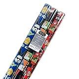 Hallmark gift-wrap-paper Star Wars