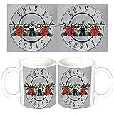Guns N' Roses Guns N Roses Taza Mug