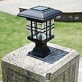 HCCX el panel solar lámpara de energia solar de la lámpara faros post-columna lámparas lámpara de pared cerca del faro llevó luces del jardín