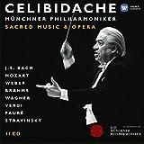 Celibidache : Musique sacrée et opéra (Coffret 11 CD)