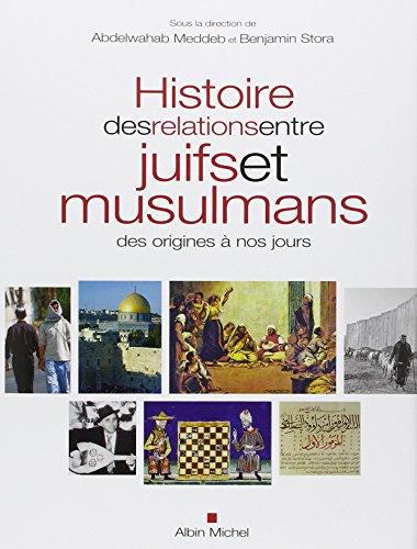 HISTOIRE DES RELATIONS ENTRE JUIFS ET MUSULMANS par Abdelwahab Meddeb