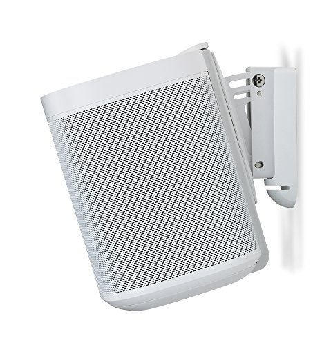Flexson Wall Mount for Sonos One and Sonos PLAY:1 - White