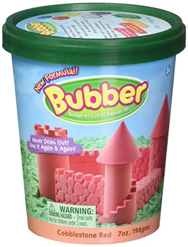 bubber-unique-modelling-compound-that-never-dries-out-150ml-bucket-of-red-bubber