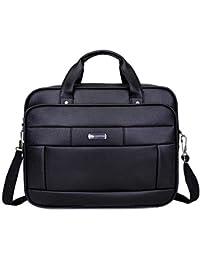 Business Bag Home Mochila de Cuero Suave de la PU de la Moda de los Hombres