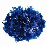 Cheerleading Pom Poms, Royal Blau (10Stück)