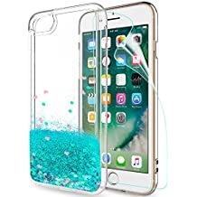 coque iphone 8 plus antichoc paillette