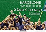 Barcelone 2018, le sacré d'une équipe : 18e championnat du monde de pelote