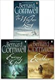 Bernard Cornwell The Warlord Chronicles Collection 3 Books Set Pack RRP: £25.33 (A Novel of Arthur) (Bernard Cornwell Collection) (The Winter King, Excalibur, Enemy of God)