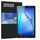 Huawei MediaPad T3 7.0 Pellicola Vetro Temperato, TopACE Vetro Temperato Pellicola Protettiva Protezione Protettore Glass Screen Protector per Huawei MediaPad T3 7.0