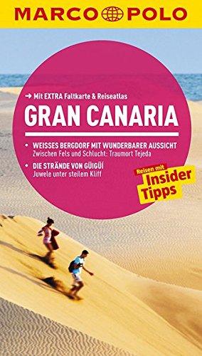 Preisvergleich Produktbild MARCO POLO Reiseführer Gran Canaria: Reisen mit Insider-Tipps. Mit EXTRA Faltkarte & Reiseatlas