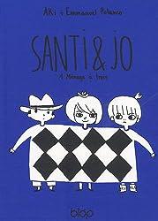 Santi & Jo 1.Ménages à trois