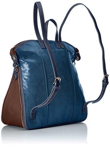 Gabs & Gabs Studio Luigia, Sac à main à bretelles pour port en sac à dos Blau (Blu)