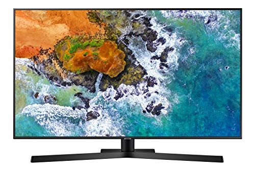 Samsung 108 cm (43 Inches) Series 7 4K UHD LED Smart TV UA43NU7470 (Black) (2018 model)