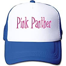 Personalizado Pantera rosa logo sombreros rosa