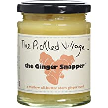 The Pickled Village The Ginger Snapper Curd 300 g (Pack of 6)
