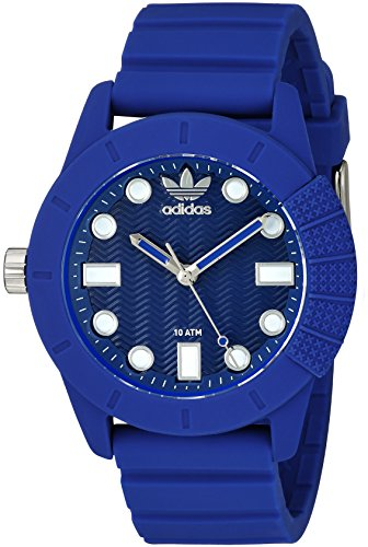 Adidas Men's ADH3103 Blue Resin Quartz Fashion Watch